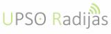"""""""Upso radijas"""" logotipas"""
