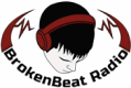 """BrokenBeat Radio"" logotipas"