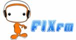 """""""Fix FM"""" logotipas"""