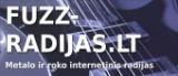 """FUZZ radijas"" logotipas"