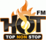 """Hot FM"" logotipas"