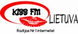 """""""KISS FM"""" logotipas"""