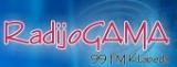 """RadijoGAMA"" logotipas"