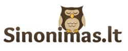 """""""Sinonimų žodynas"""" logotipas"""