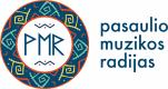 """""""Pasaulio muzikos radijas"""" logotipas"""